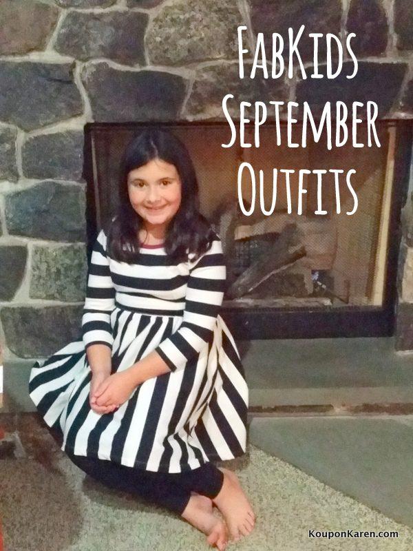 FabKids September Picks - More Cute Dresses
