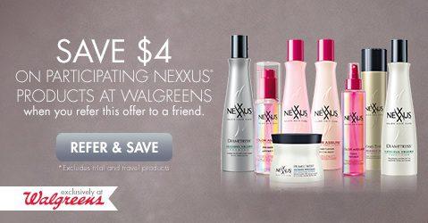 High Value NEXXUS Printable Coupon  #Nexxus2XLonger