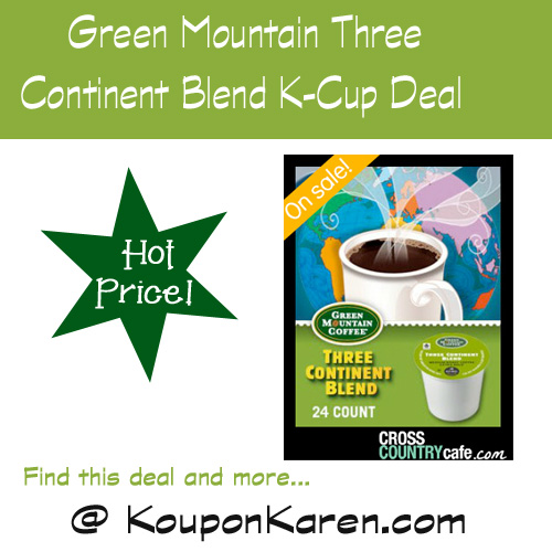 Three Continent Blend