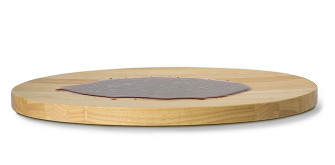 Concave Cutting Board