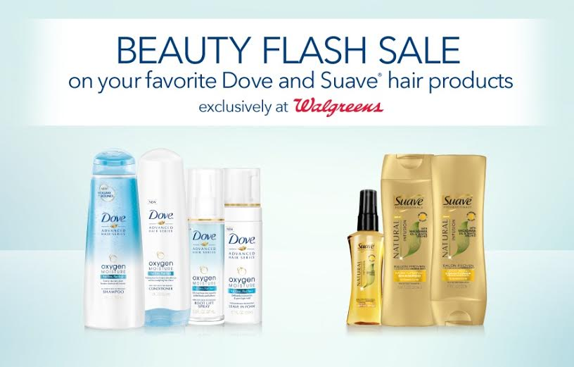 Dove Sale at Walgreens