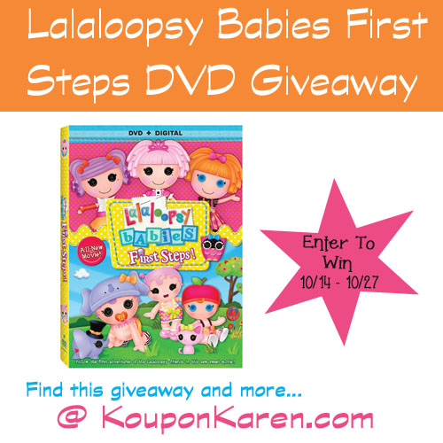 Lalaloopsy-Babies-First-Steps-DVD-Giveaway