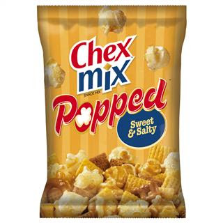 New Chex Mix Popped