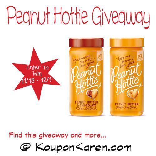 Peanut Hottie-Giveaway