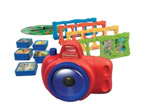 SOS-Fisher-Price-Camera