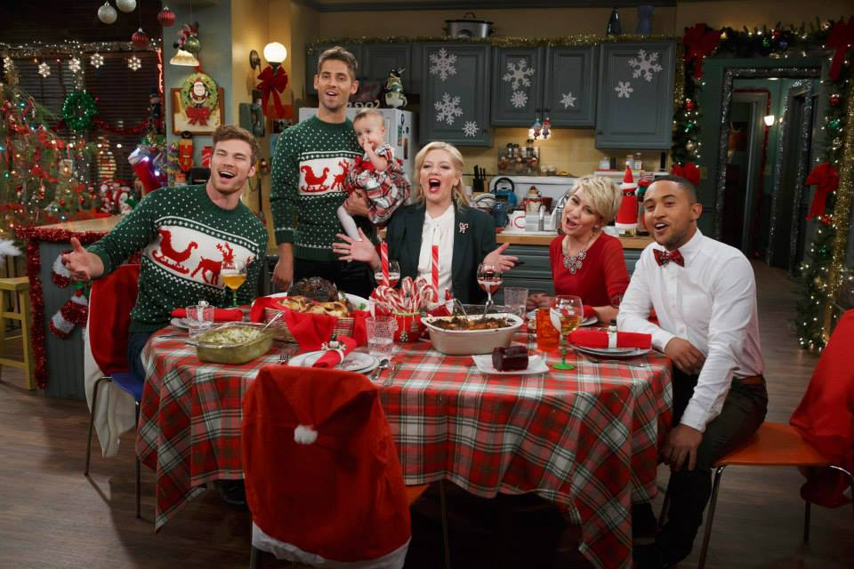 Baby Daddy Christmas