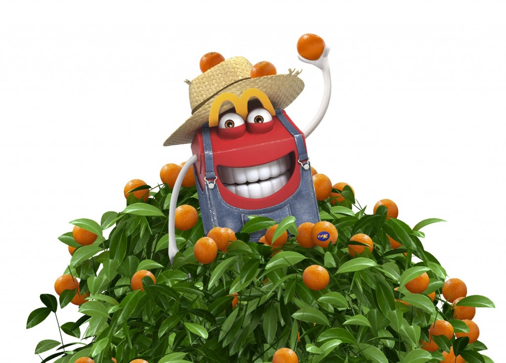 New Fresh Fruit Choice