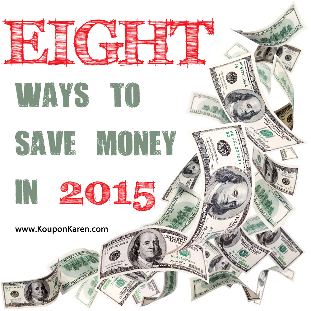 Eight Ways to Save Money in 2015