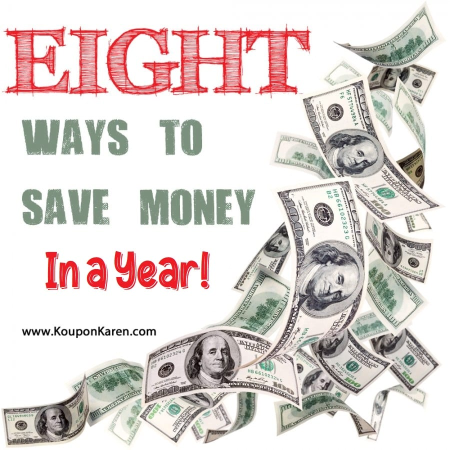 Save Money in a year