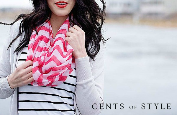 Spring Infinity Scarves for $5.95 & FREE SHIPPING
