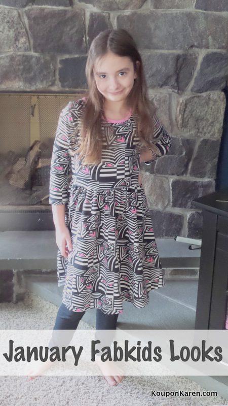 FabKids January Dresses