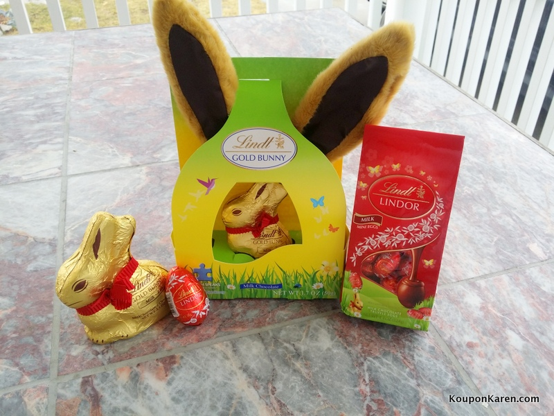 Lindt Chocolate for Easter