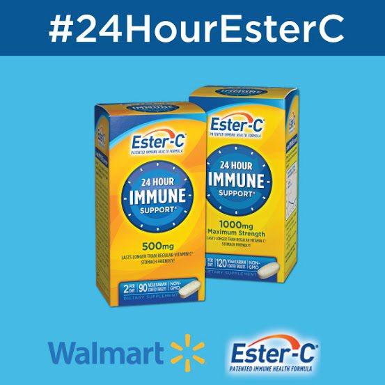 picture regarding Ester C Coupons Printable named Choose Immune Guidance with EsterC #24HourEsterC #Advert