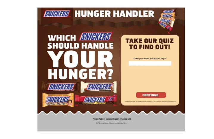 SNICKERS® Buy One Get One FREE Coupon #WhenImHungry