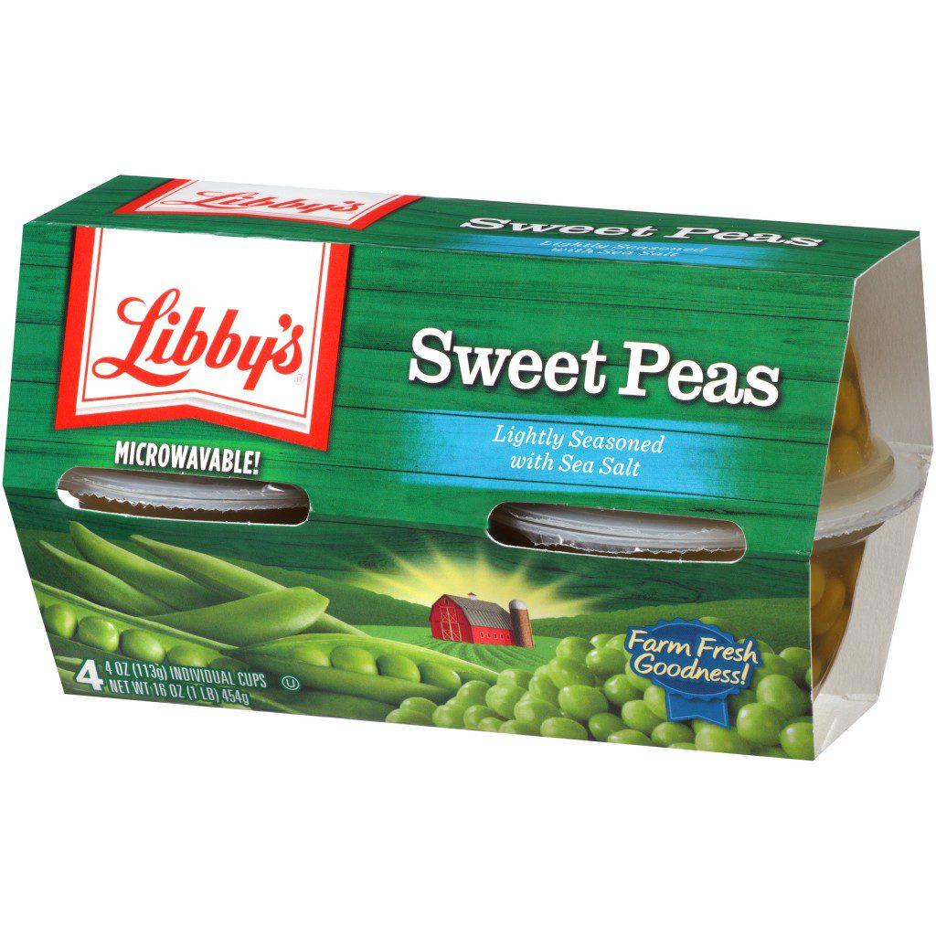 Sweet Peas Angled Left