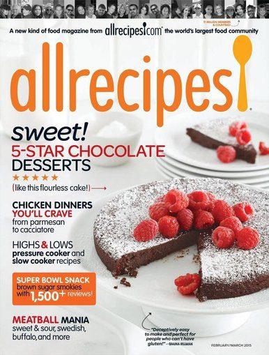 Allrecipes Magazine Deal