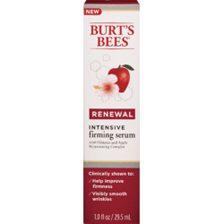 Burt's Bees Renewal Face Care
