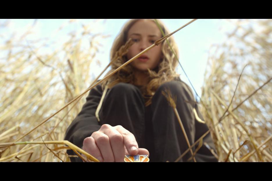Cassie-Pin- Tomorrowland