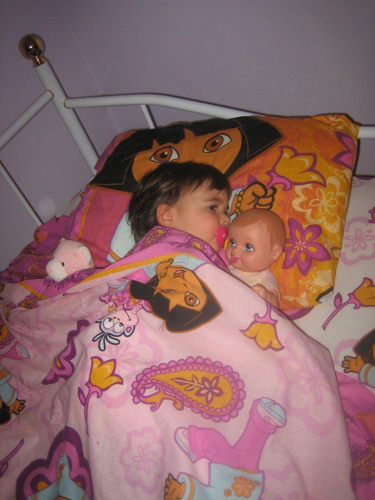 Holly Big Girl Bed