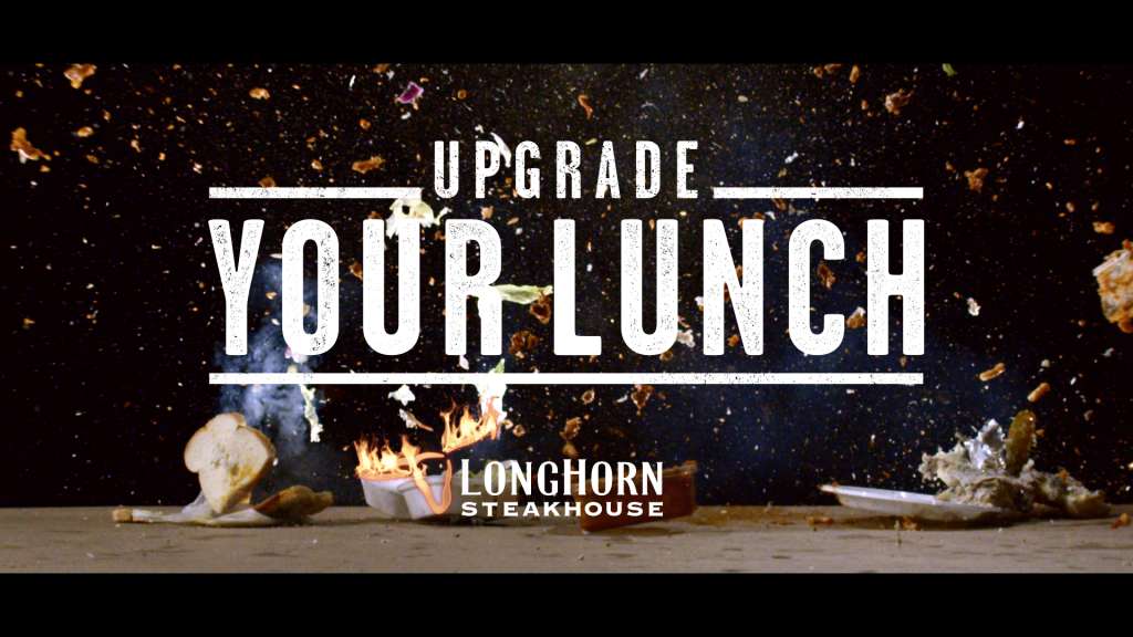 LongHorn's Upgrade Your Lunch Sweepstakes