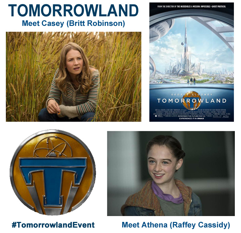 Meet The Girls of TOMORROWLAND