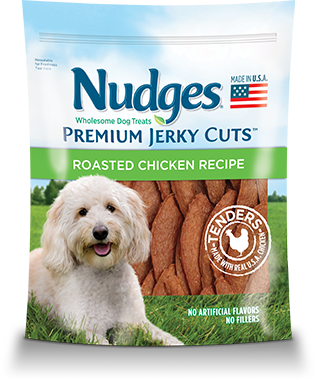 Nudges Dog Treats-coupon