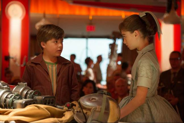 Learn more about Disney's TOMORROWLAND #TomorrowlandEvent