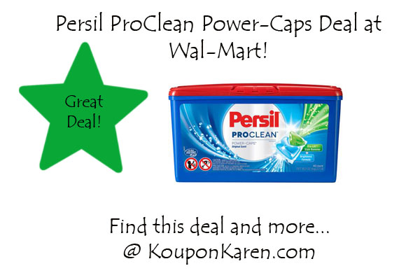 Persil ProClean Power-Caps