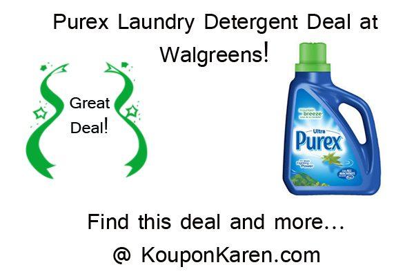 Purex Laundry Detergent