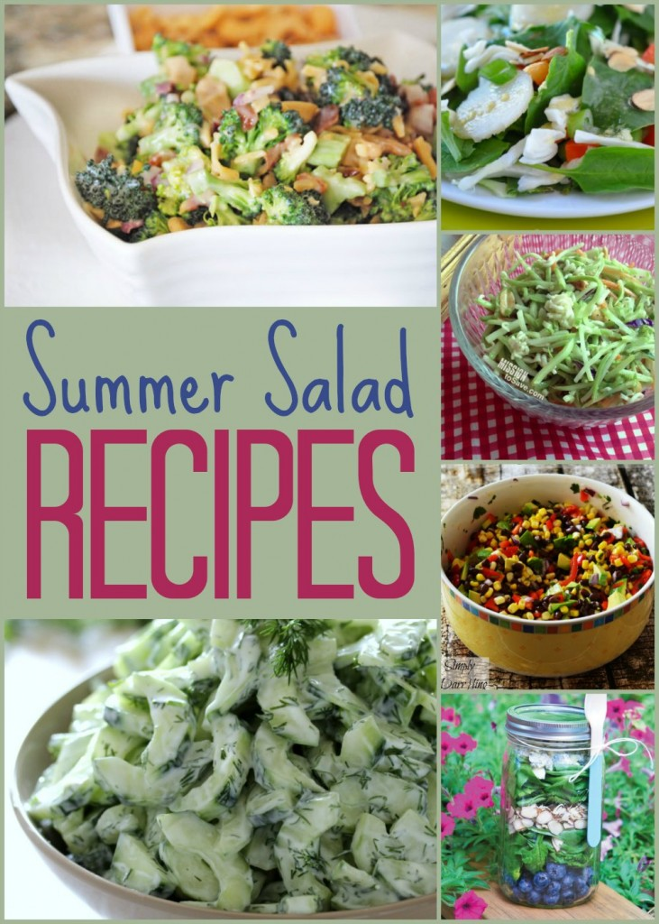 10 Amazing Summer Salad Recipes
