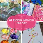 10 Summer Activites       For (2)