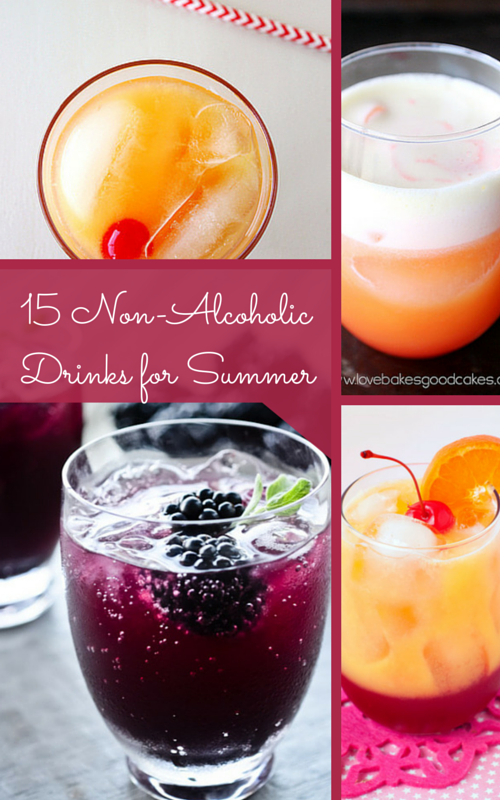 15       Non-AlcoholicDrinks for Summer