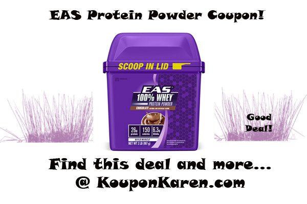 EAS protein pwder