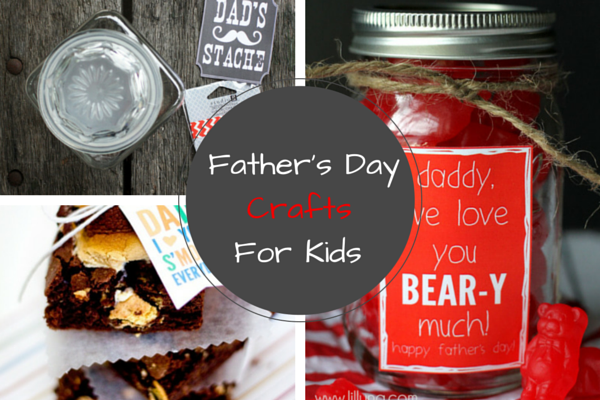 Handmade Father's Day Crafts