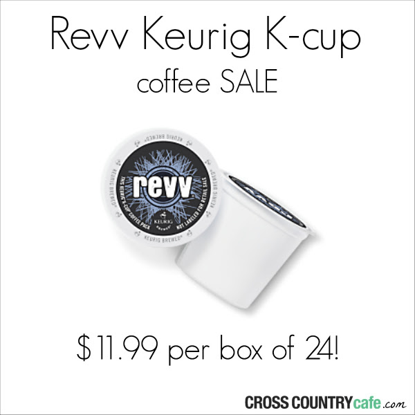 Revv K-Cup Sale