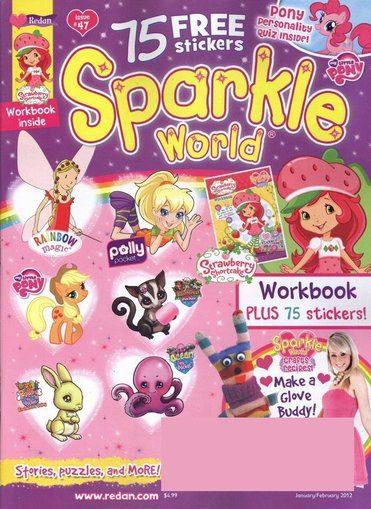 Sparkle World Magazine Deal