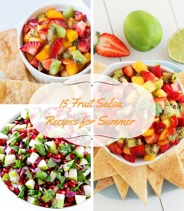 Fruit Salsa Recipes | Color and Spice for Summer