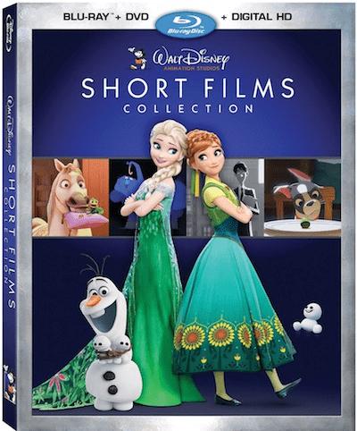 Walt Disney Short Films Collection