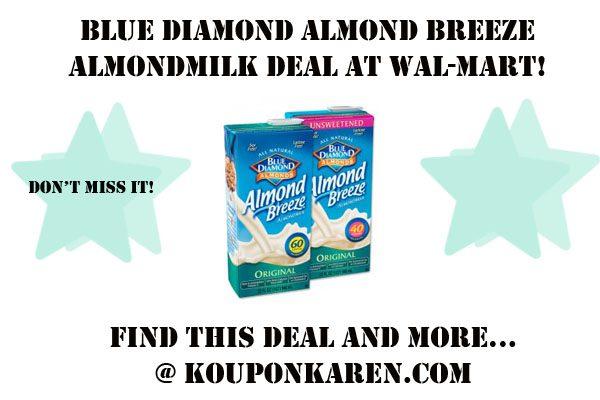 blue diamond milk