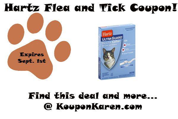 hartz flea and tick