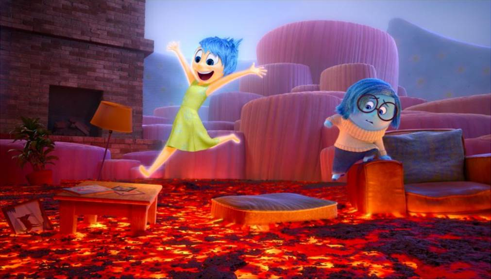 NEW INSIDE OUT Featurette