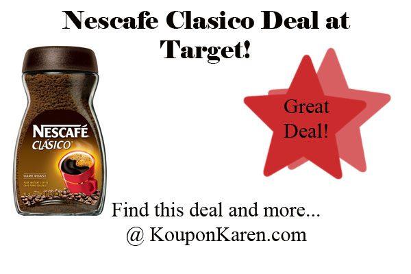 Nescafe Clasico Coffee
