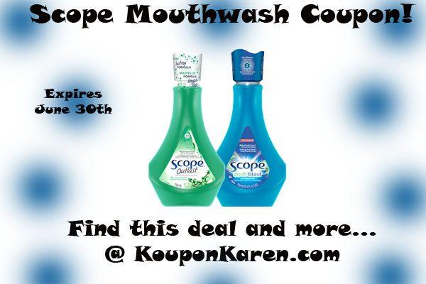 scope mouthwash