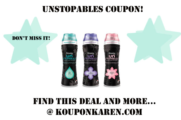 Unstopables In-Wash Scent Booster