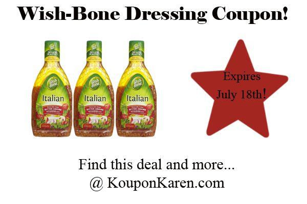 Dressing Wishbone Wishbone Salad Dressing