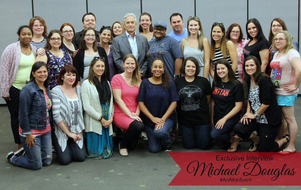 Michael-Douglas-Group-Interview
