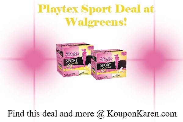 Playtex Sport