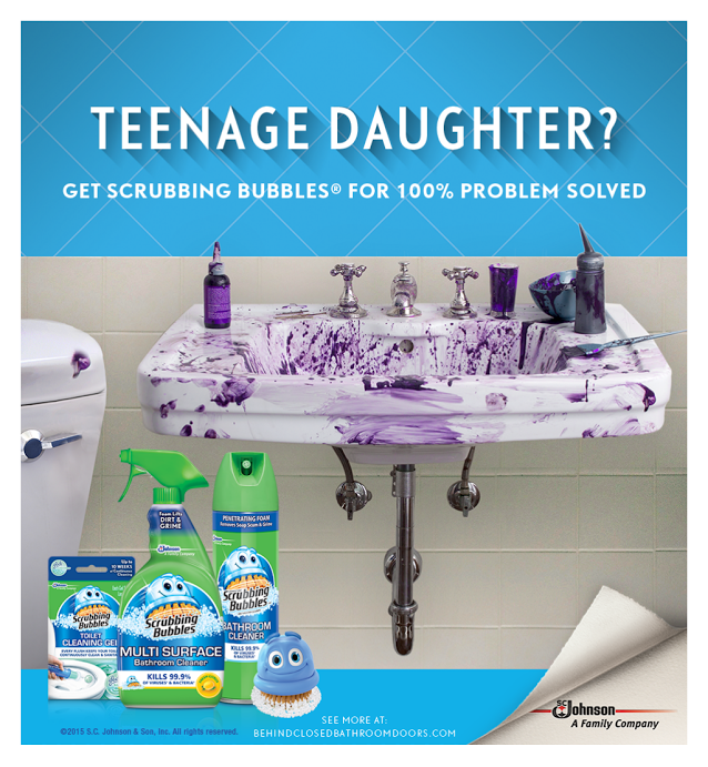 Save on Scrubbing Bubbles® with this Printable Coupon at Dollar General