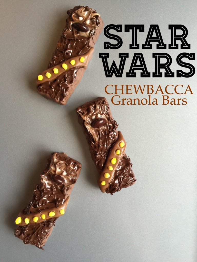 Chewbacca Granola Bars