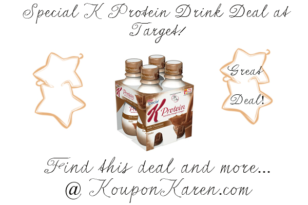 Special K Protein Drink